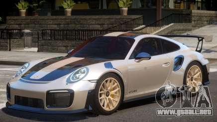 Porsche 911 GT2 RS V2.1 para GTA 4