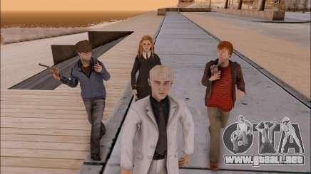 Draco Malfoy para GTA San Andreas
