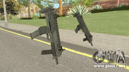 MP7 (CS: GO) para GTA San Andreas