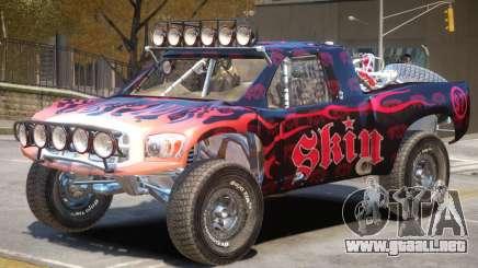 Dodge Ram Rally Edition PJ7 para GTA 4