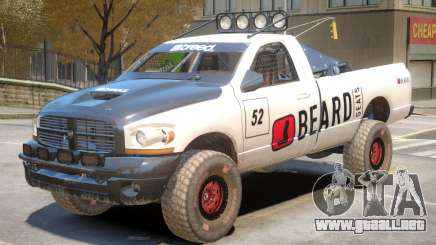 Dodge Power Wagon PJ1 para GTA 4