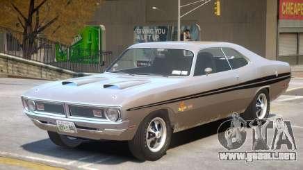 Dodge Demon R1 para GTA 4