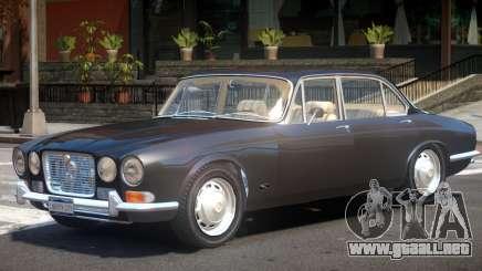 1972 Jaguar XJ6 para GTA 4