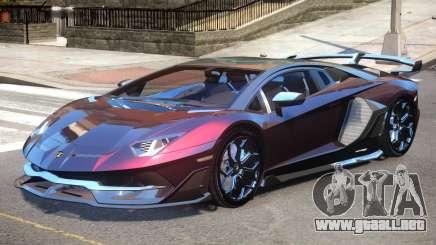Aventador LP770-4 Upd para GTA 4