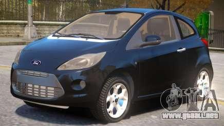 Ford Ka V1 para GTA 4