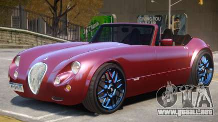 Wiesmann MF3 Roadster R2 para GTA 4