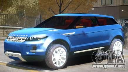 Rang Rover LRX V1 para GTA 4