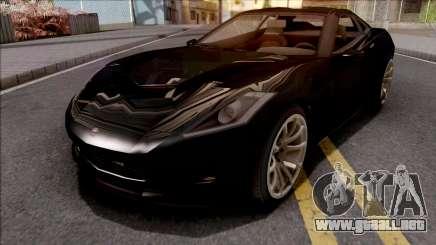 GTA 5 Invetero Coquette FBI para GTA San Andreas