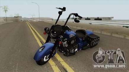 Indian Chief Dark Horse 2019 (V1) para GTA San Andreas