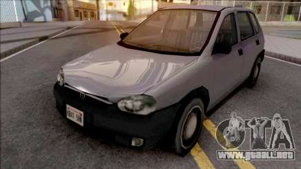Chevrolet Corsa Hatch 2002 para GTA San Andreas