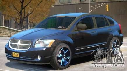 Dodge Caliber V1 para GTA 4