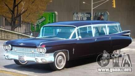 1960 Cadillac Miller V1 para GTA 4