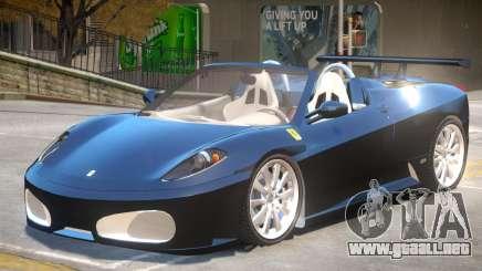 Ferrari F430 V1 para GTA 4