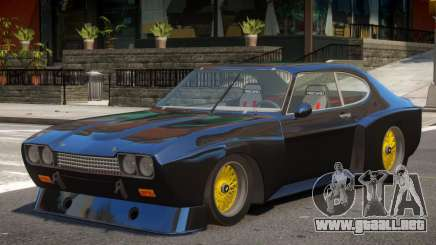 1974 Ford Capri V1.1 para GTA 4