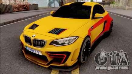 BMW M2 Special Edition para GTA San Andreas