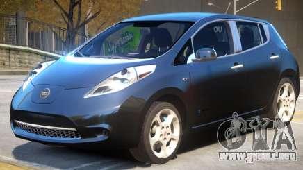 Nissan Leaf V1 para GTA 4