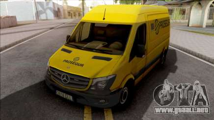 Mercedes-Benz Sprinter Prosegur para GTA San Andreas