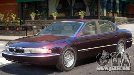 1994 Chrysler New Yorker V1 para GTA 4