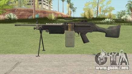 M249 (Battlefield 2) para GTA San Andreas