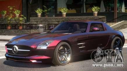 Mercedes SLS AMG para GTA 4