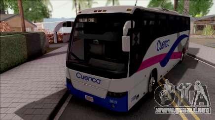 Volvo 9700 Autobuses Cuenca para GTA San Andreas