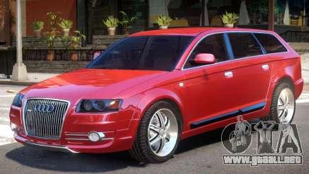 Audi A6 R1 para GTA 4