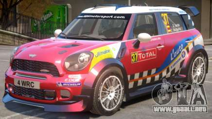 Mini Countryman Rally Edition V1 PJ3 para GTA 4