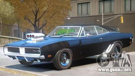 1970 Dodge Charger RT para GTA 4