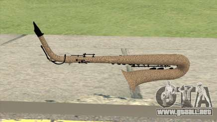 Ricardo Saxophone para GTA San Andreas