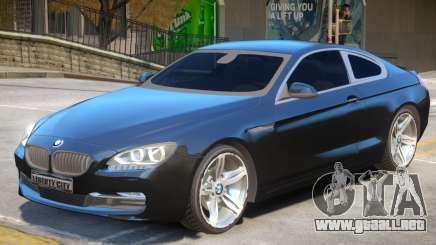 BMW 640i V1 para GTA 4
