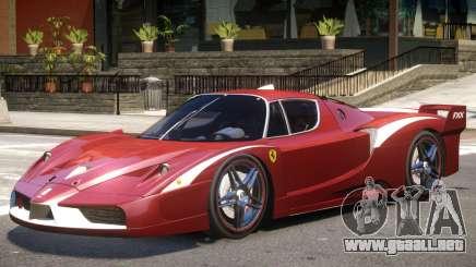 Ferrari FXX Evo V1 para GTA 4