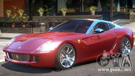Ferrari 599 V1.1 para GTA 4