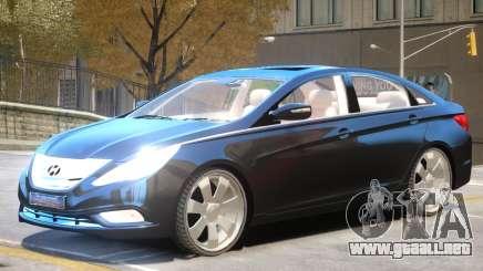 Hyundai Sonata M7 para GTA 4