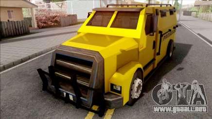 Securicar Prosegur para GTA San Andreas