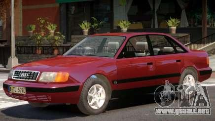 1992 Audi 100 V1 para GTA 4