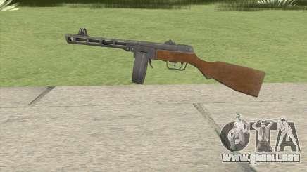 PPSH-41 (COD-WaW) para GTA San Andreas