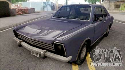 Ford Corcel 1977 Improved para GTA San Andreas