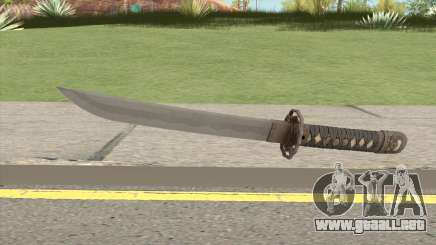 Tanto Knife (Far Cry 3) para GTA San Andreas