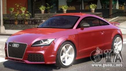 Audi TT RS E10 para GTA 4