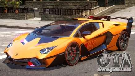 Lambo Alston V1 para GTA 4