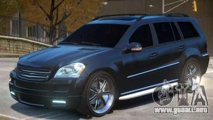 Mercedes GL450 V1 para GTA 4