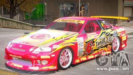 Toyota Soarer V1 PJ2 para GTA 4