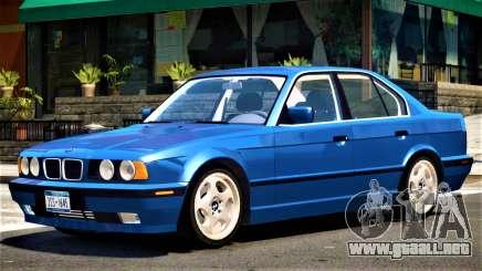 BMW 540i V1.0 para GTA 4