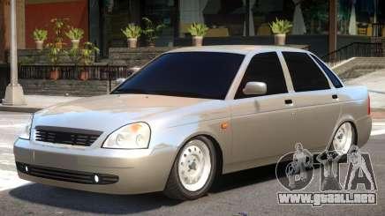 Lada Priora V1 para GTA 4