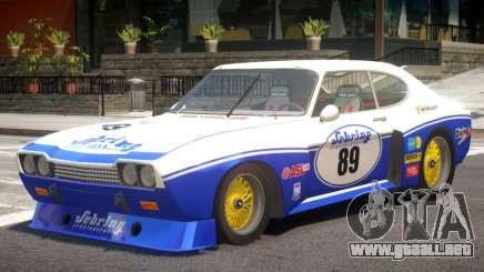 1974 Ford Capri V1.2 para GTA 4