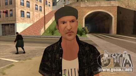 Fedor Dobronravov (Ivan Compae) para GTA San Andreas