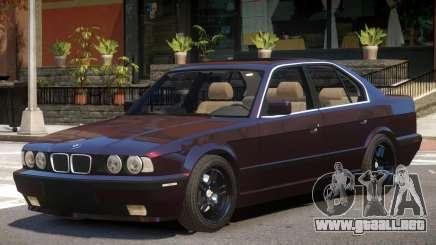 1994 BMW 540i V1.2 para GTA 4