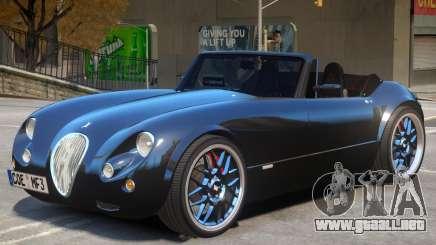 Wiesmann MF3 Roadster R3 para GTA 4