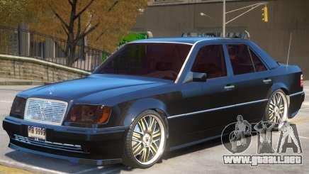 Mercedes E500 V1 para GTA 4