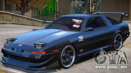 Toyota Supra Turbo PJ5 para GTA 4